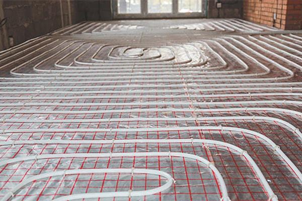 vvs silkeborg varme gulv varmeslanger