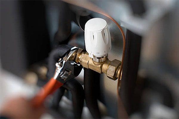 vvs silkeborg varme termostatventil